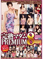 Mature Madam PREMIUM 8 Hours 2 - 完熟マダムPREMIUM 8時間 2 [cadv-456]