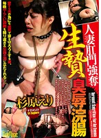 Married Woman Anal Hijack - Sacrifice Enema Eri Sugihara - 人妻肛門強奪 生贄臭辱浣腸 杉原えり [cmv-029]