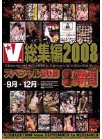 V Highlights 2008 8 Hour Special September to December - V総集編2008 スペシャルDVD8時間 9月〜12月 [vvvd-041]
