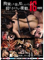 The Uncontrollable Urge To Rape A Woman Who Has Been Tied Up 16 Hours - 拘束した女を犯したいという抑えきれない衝動16時間