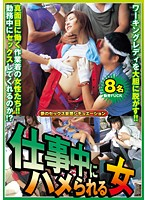 A Lady Who Gets Fucked At Work - 仕事中にハメられる女 [vikg-194]