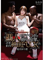 Mitsuha Kikukawa Watch Her Scream, Spasm, And Cum To Big Black Cocks In Orgasmic Ecstasy - 菊川みつ葉 黒人メガチ●ポで絶叫、痙攣、イキまくり絶頂FUCK [star-859]