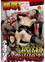 Raped ! Amazing High Class Public Toilet Maria Ozawa - 陵辱!超高級公衆肉便器 小澤マリア [svdvd-135]