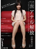 The House of Fetish! Anal Release! Arisa Nakano - フェチの館 アナル解放 中野ありさ [eviz-015]