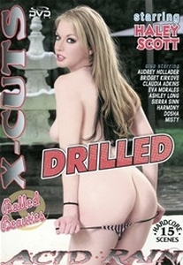 X Cuts: Drilled