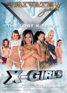 X-Girls également connu sous le titre : Private Gold 89