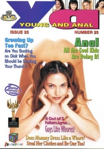 YA 25 également connu sous le titre : Young And Anal 25