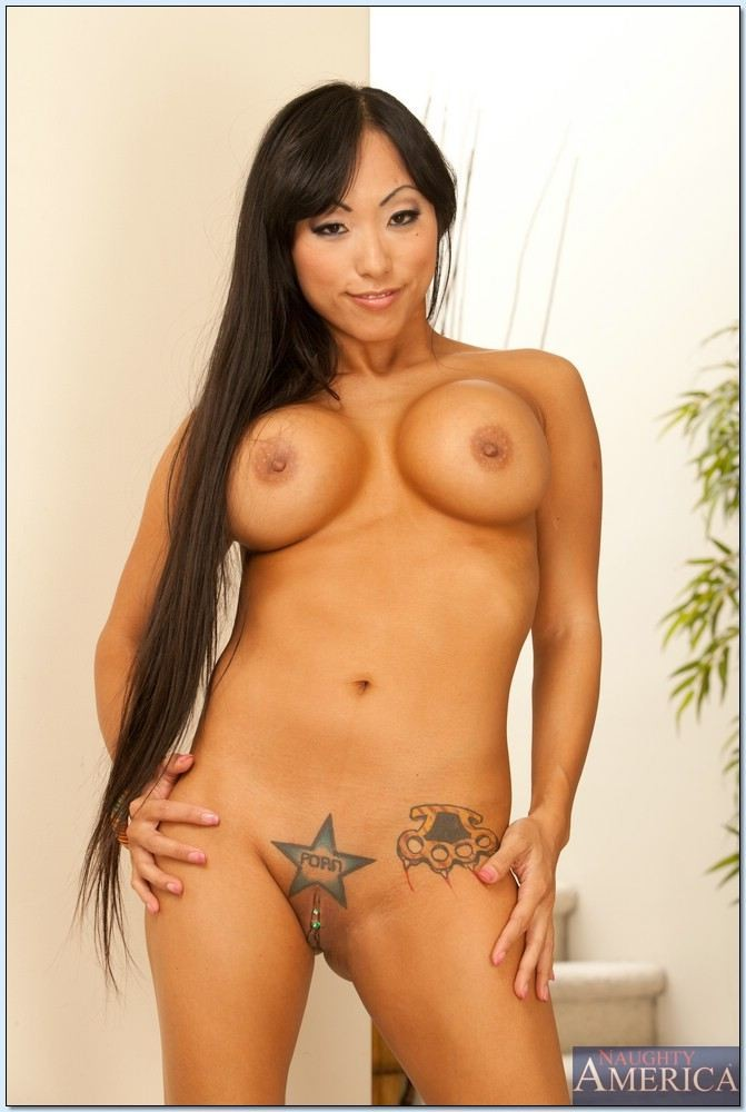 porn stars black belt Asian
