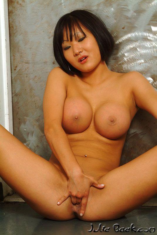 Asian porn star baek