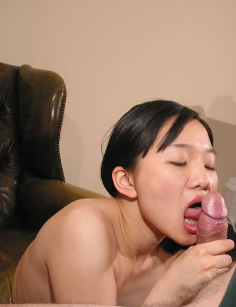 Mature blowjob goo