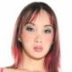 Katsuni, pornostar occidentale d'origine asiatique.